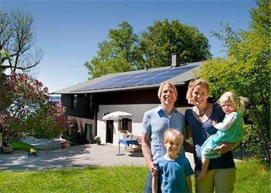 Solar Open House event