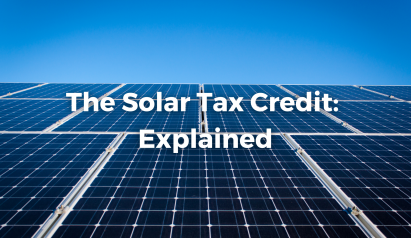 The Solar Tax Credit Explained