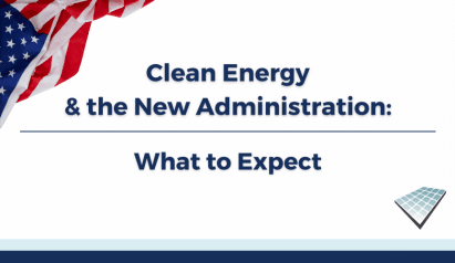 Clean Energy & The New Administration - Solar Alternatives